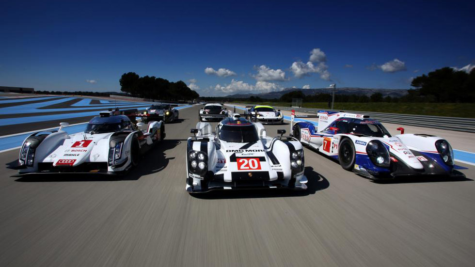 Así son los contendientes para las 24 Horas de Le Mans: híbridos al poder