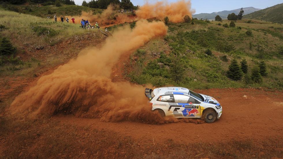 WRC Grecia, final: Latvala se estrena con VW
