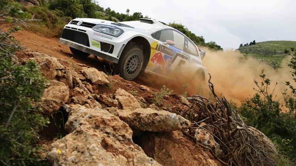 WRC Grecia, sábado: Latvala acaricia la victoria