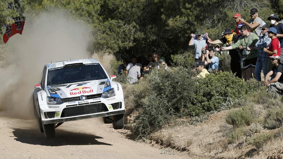 WRC Grecia, sábado: Latvala asume el mando