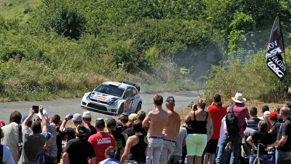 Rallye de Alemania – jueves: Ogier y VW pisan fuerte