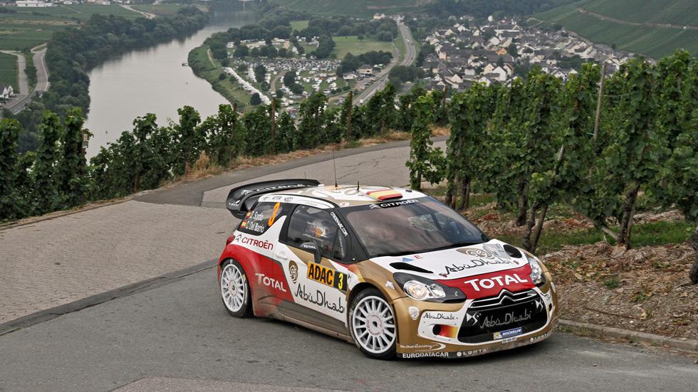 Rallye de Alemania – sábado: Sordo pone el rallye patas arriba