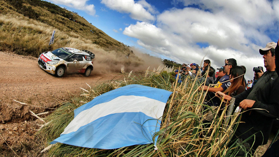 Rallye de Argentina - final: Meeke encabeza el doblete Citroën