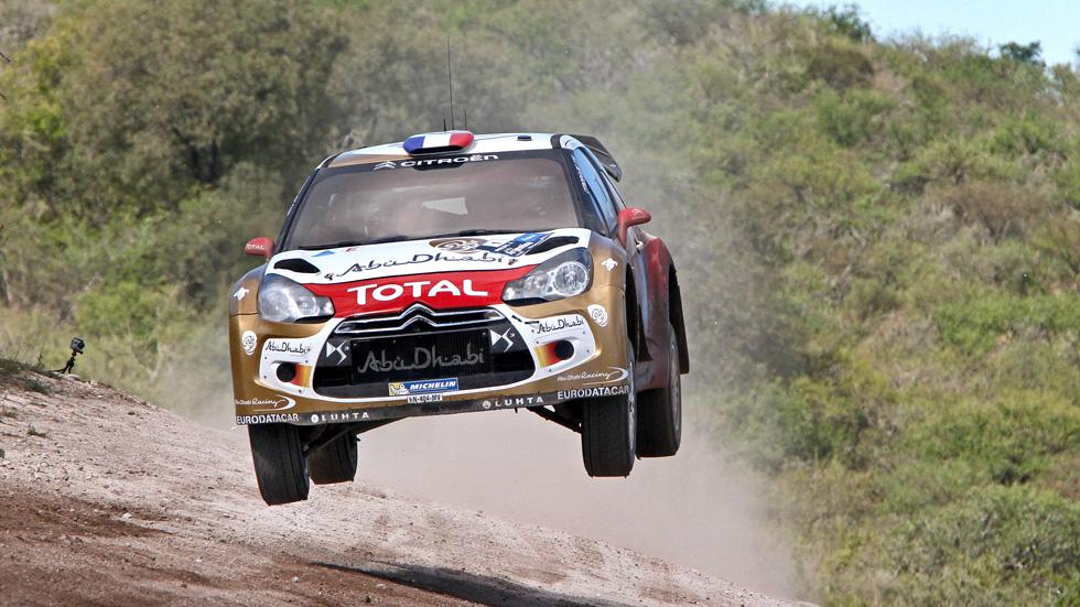 WRC Argentina: Loeb sumó su octava victoria