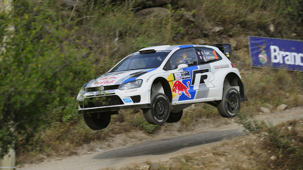 WRC Argentina, jueves: Ogier manda, Citroën acecha