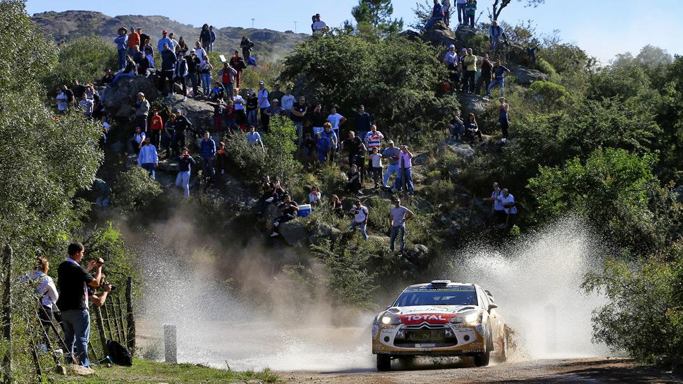 Rallye de Argentina - viernes: Kris Meeke, líder en el caos