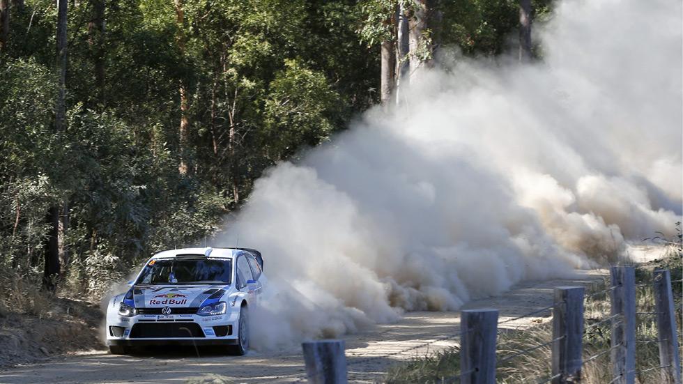 Rallye de Australia (viernes) – Ogier pone tierra de por medio