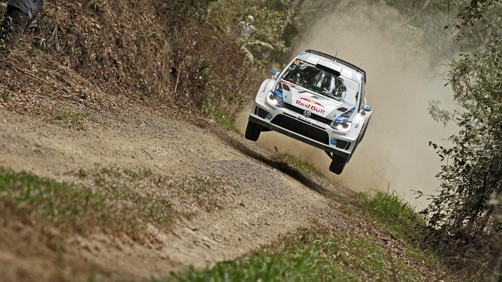 Rallye de Australia (sábado) – Ogier, duro de pelar