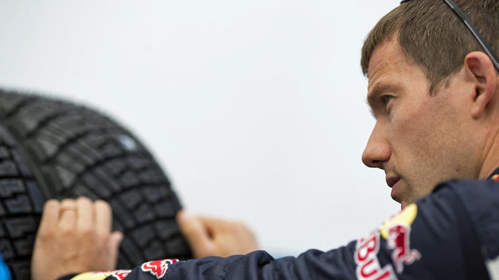 """Sébastien Ogier: """"Los tramos aquí han nacido para correr en ellos"""""""