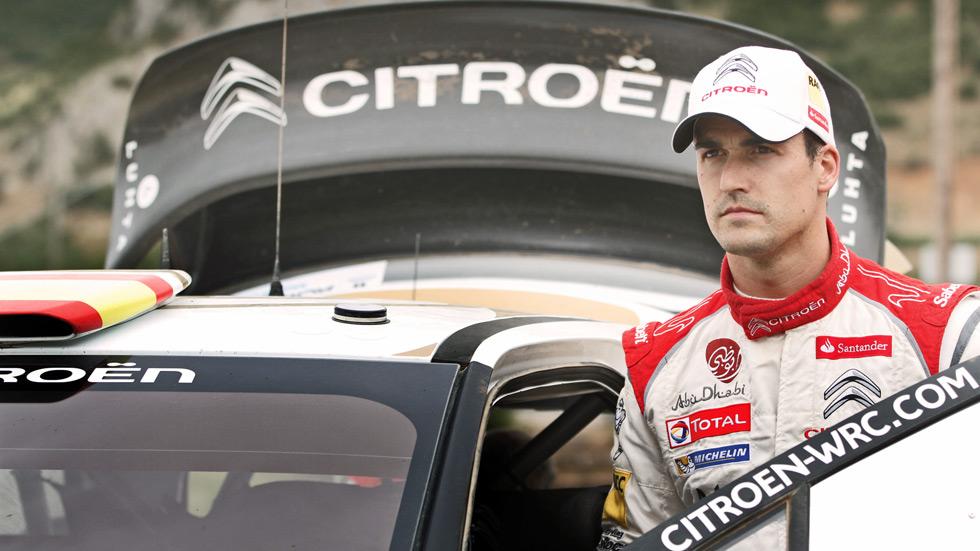 "Previo Rallye de Finlandia - Dani Sordo: ""Llego con la motivación a tope"""