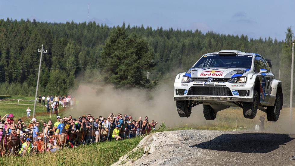 Rallye de Finlandia – final: Ogier, a otro nivel