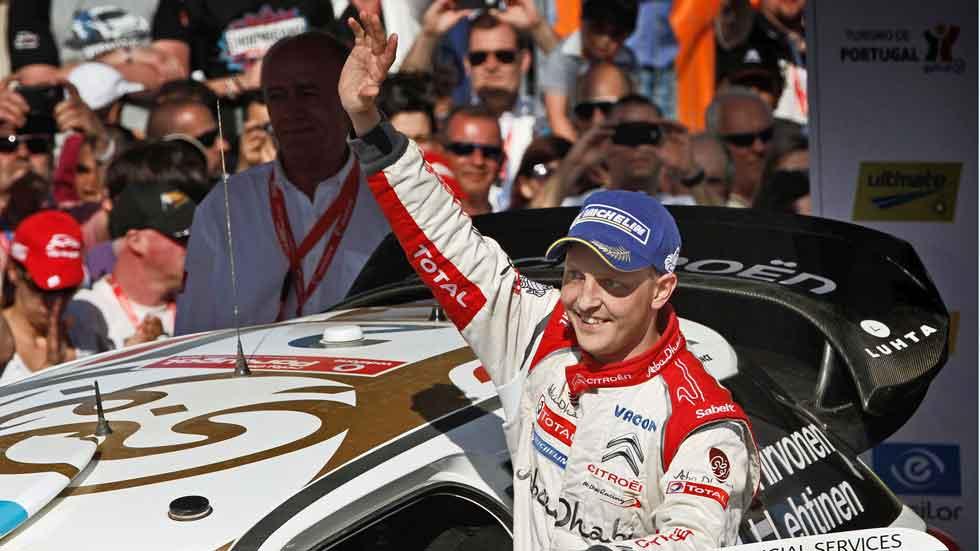 Rallye de Finlandia – Calificación: Hirvonen y Citroën, en forma