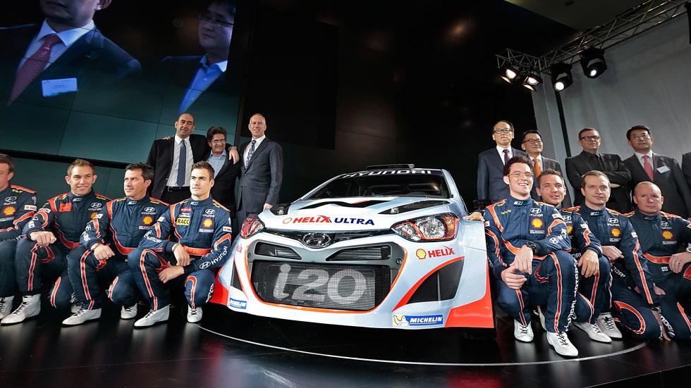 WRC: Hyundai confirma a Dani Sordo