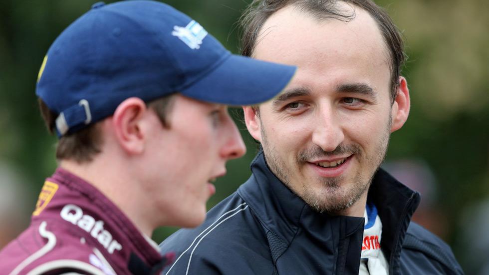 WRC: Kubica, Hirvonen y Evans, tridente M-Sport Ford en 2014