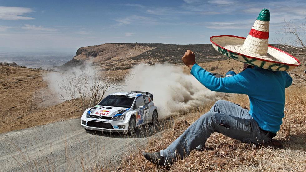 WRC México: Ogier y VW, a otro nivel