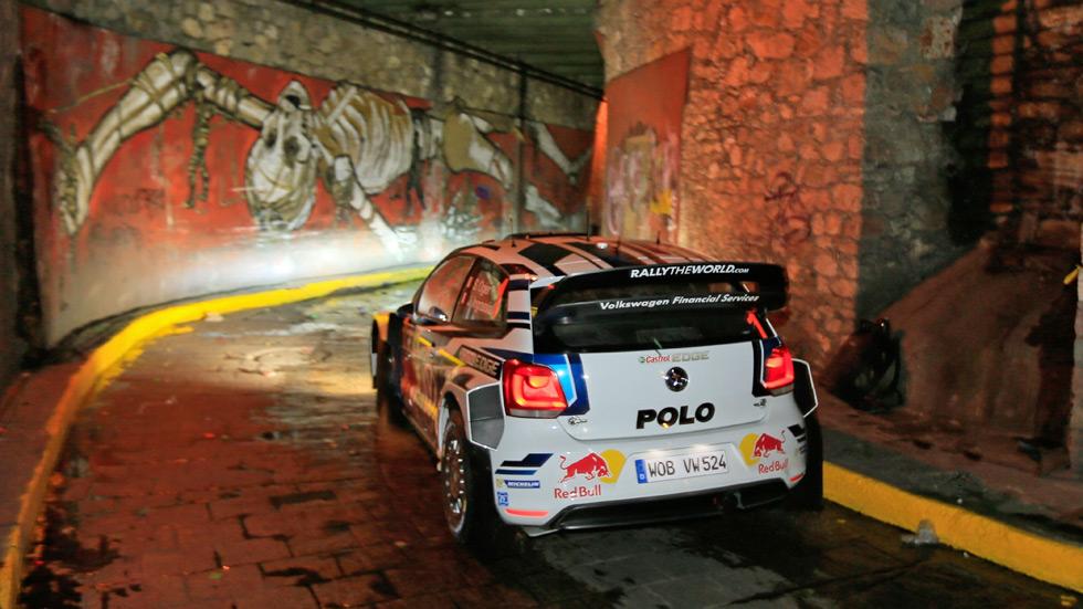 Rallye de México – jueves: Ogier empieza líder