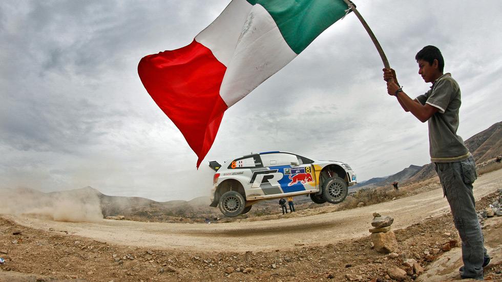 WRC México, sábado: Ogier, administrando