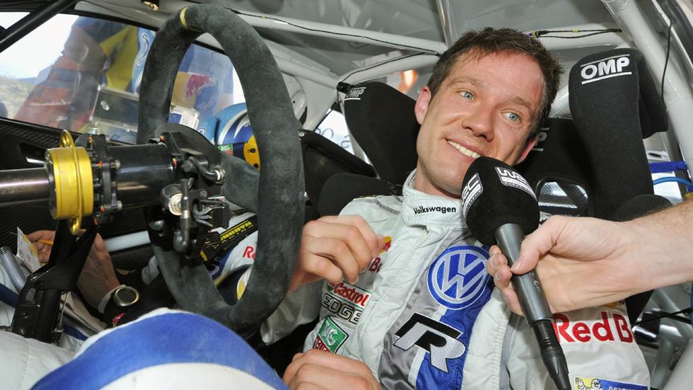 WRC México, viernes: Ogier, líder de la mañana