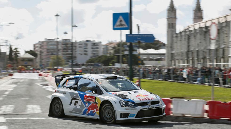 Rallye de Portugal - jueves: Ogier, vencedor de la superespecial