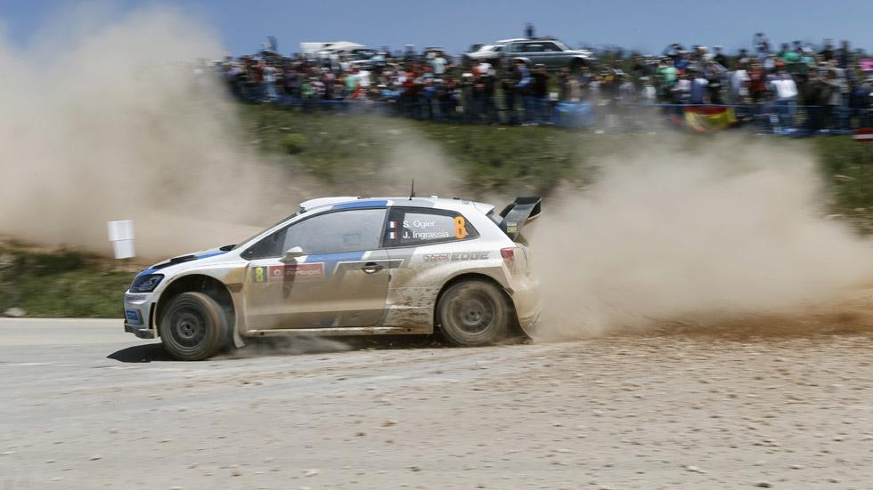 WRC Portugal, sábado: Con Sordo fuera, Ogier despega