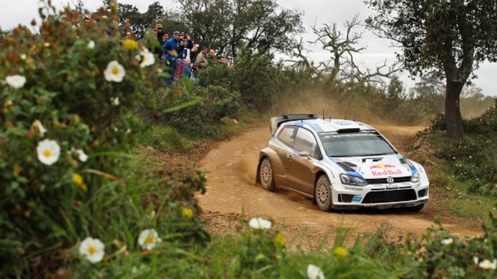 Rallye de Portugal – sábado: Ogier da un golpe de autoridad y se pone líder