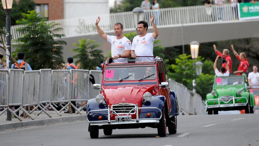Previo Rallye de Argentina: Sébastien… ¡qué bueno que viniste!