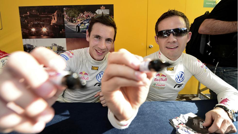 Rallye de España – final: Ogier-Ingrassia (VW) firman la victoria