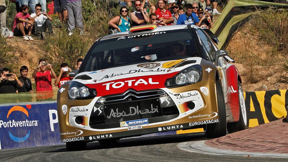Rallye de España – sábado: Latvala y Sordo, empatados en cabeza