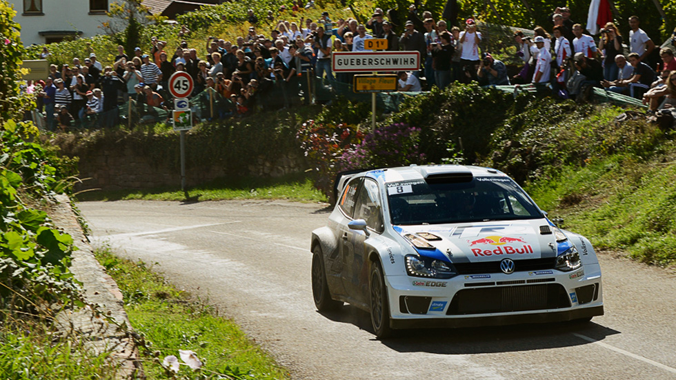 Rallye de Francia – final: Ogier gana a lo campeón