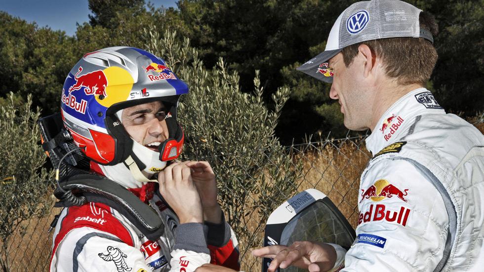 Rallye de Francia – jueves: Sordo se coló en la fiesta de Ogier