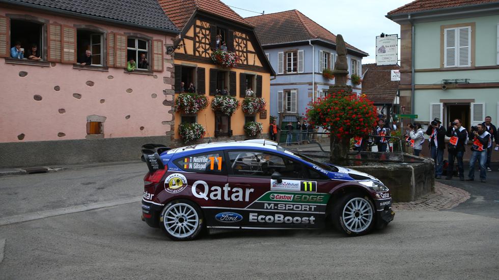 Rallye de Francia – sábado: Neuville estira su ventaja