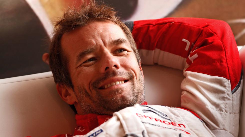 Rallye de Francia – viernes: Loeb, nuevo líder