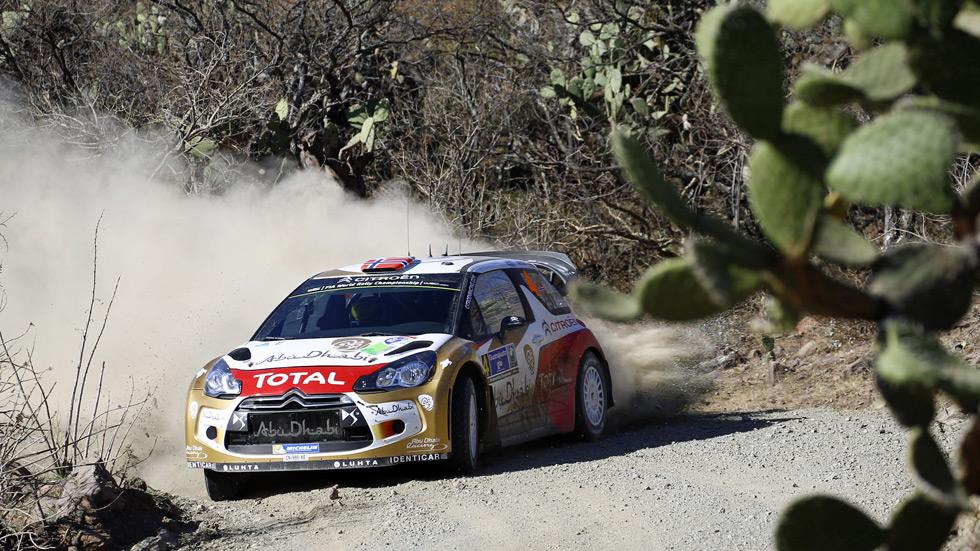 Rallye de México – viernes: Ostberg sorprende en cabeza