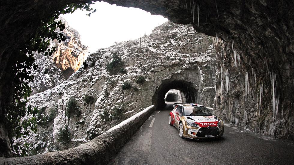 Rallye de Montecarlo 3ª etapa: Loeb, a por la séptima