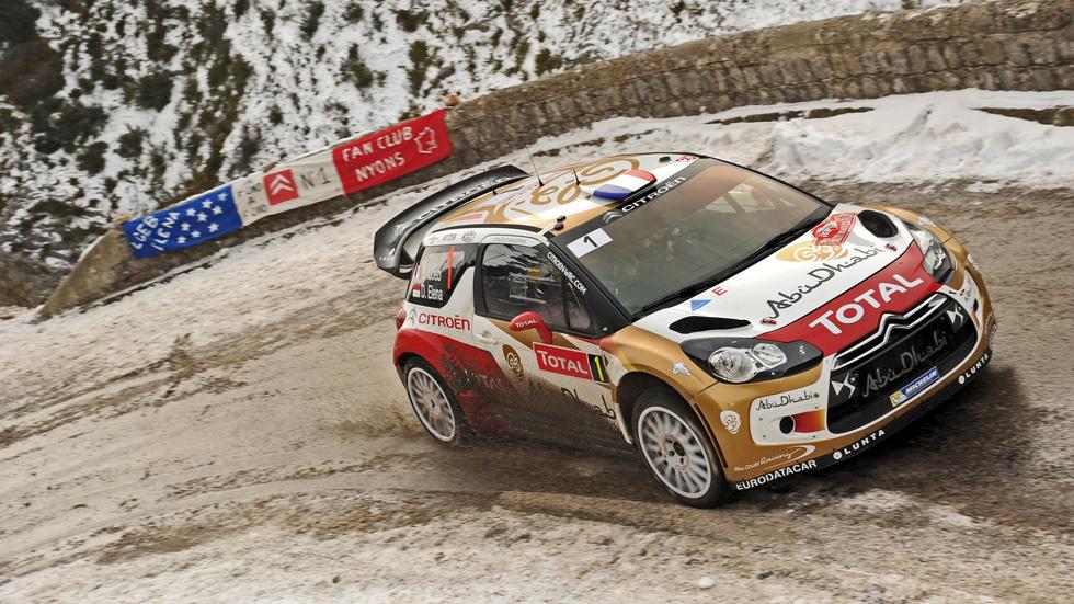 Rallye de Montecarlo final: Loeb, el 'otro' príncipe de Mónaco