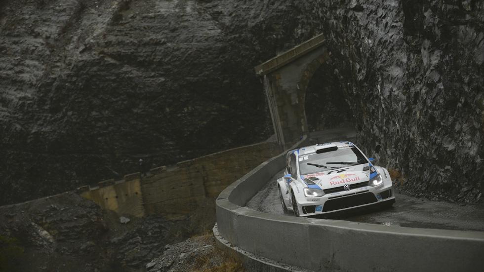 Rallye de Montecarlo – viernes: Ogier remonta y ya es líder