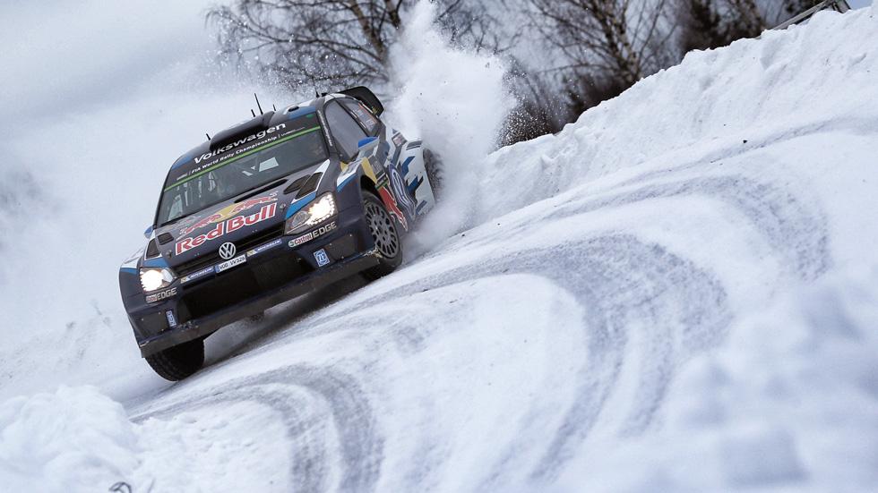 Rallye de Suecia – final: Sebastien Ogier, vencedor sobre la bocina
