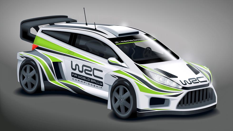 WRC 2017: Así ven el reglamento del futuro los responsables de las marcas
