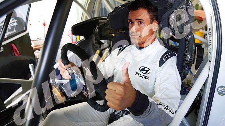 WRC: Sordo y Hyundai, futuro posible
