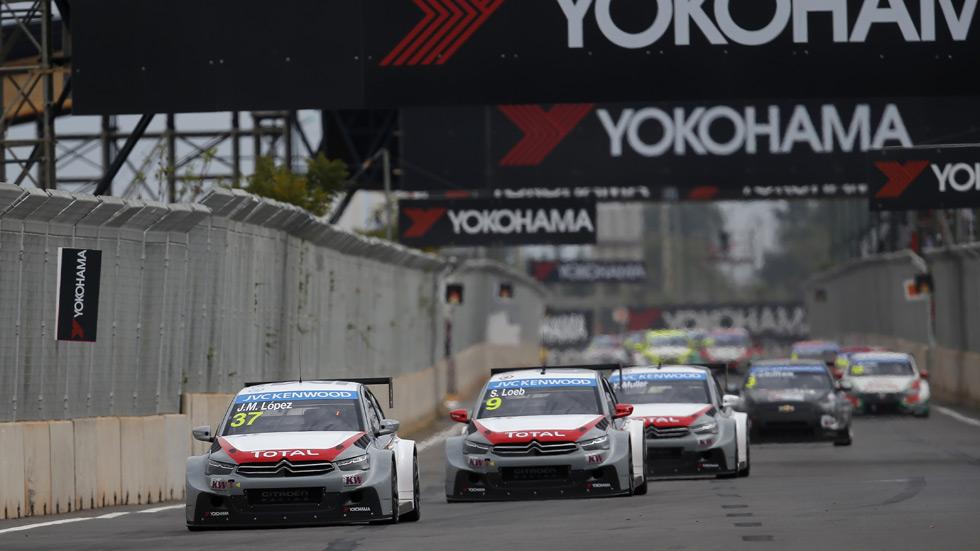 WTCC – Marruecos: Citroën debuta arrasando