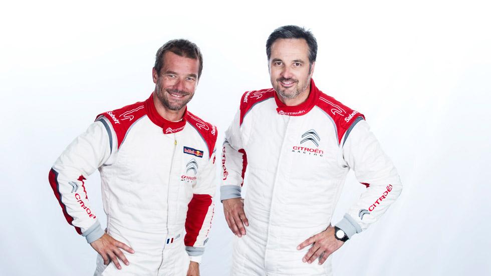 Yvan Muller será compañero de Loeb en el WTCC