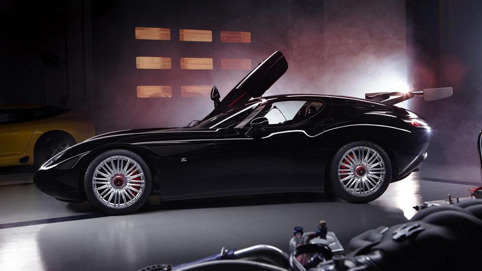 Zagato Maserati Mostro, el 'monstruo' sobre ruedas más elegante