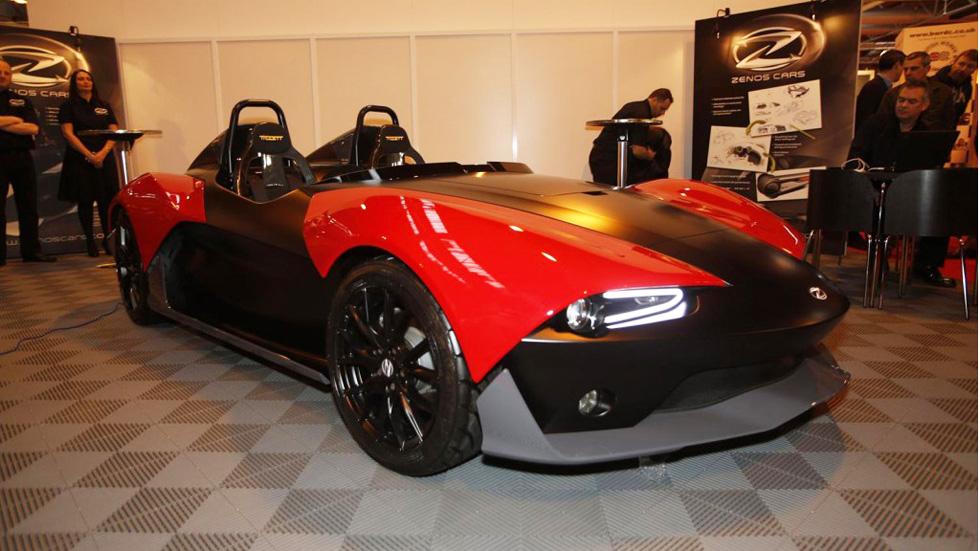 Zenos E10 Roadster, adrenalina concentrada