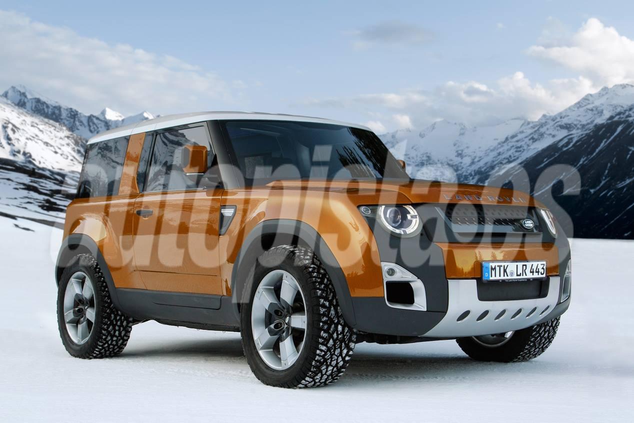 Land Rover Defender 2019, casi a punto la nueva generación