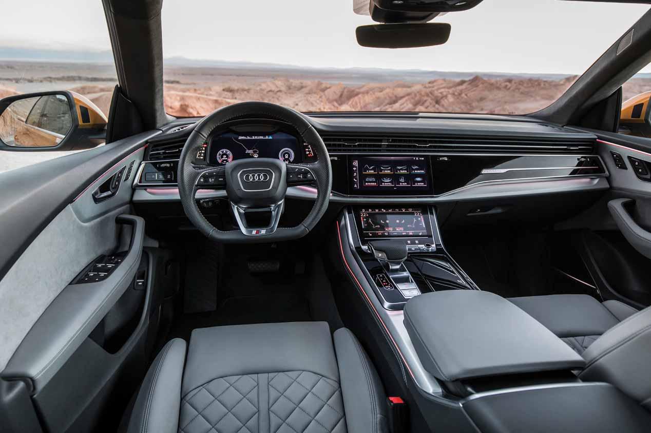 Audi Q8 2018: probamos el nuevo SUV de gran lujo