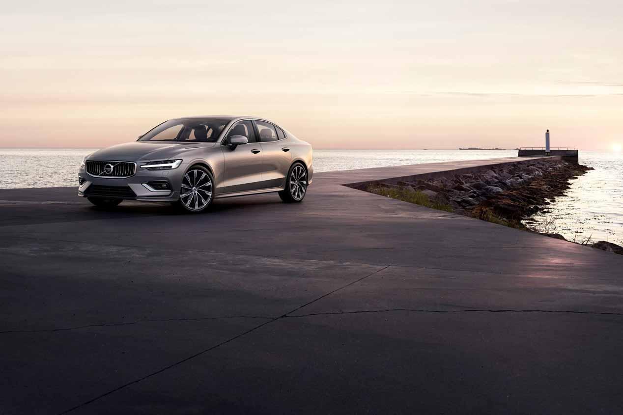 Volvo S60 2019: las mejores imágenes oficiales