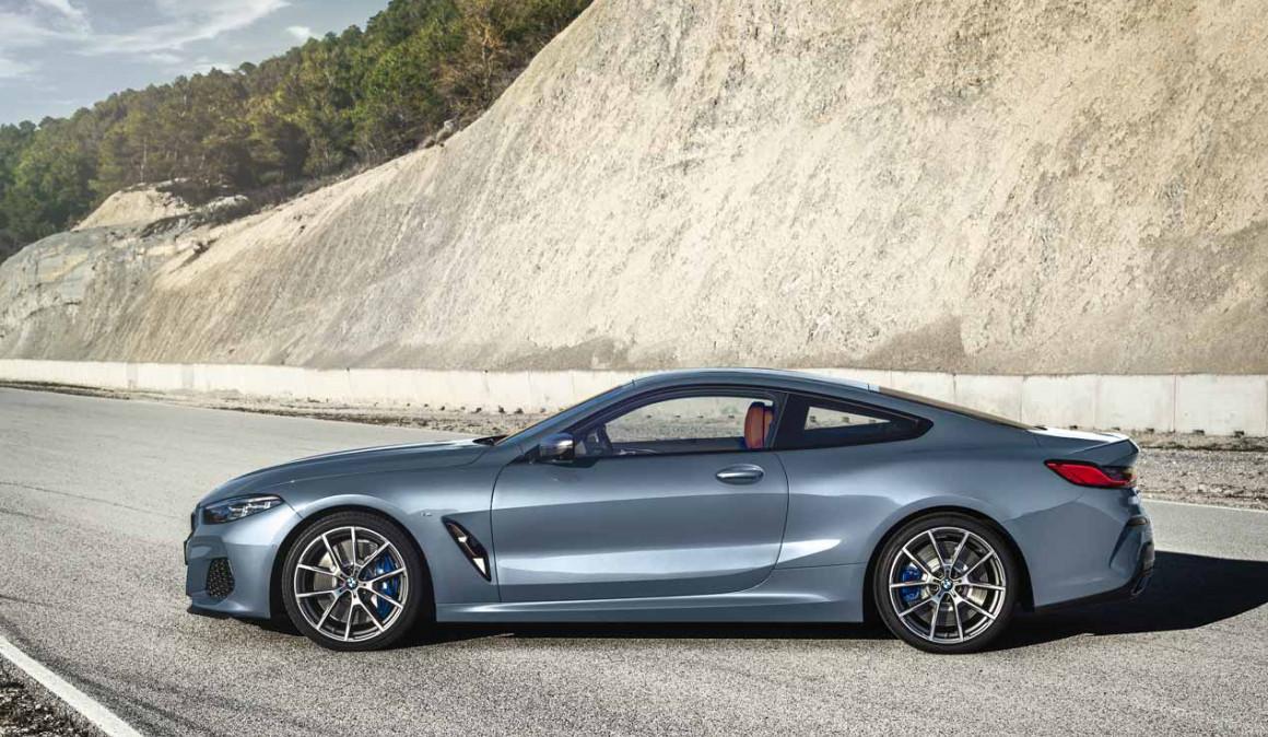 BMW Serie 8 Coupé: ya lo puedes configurar