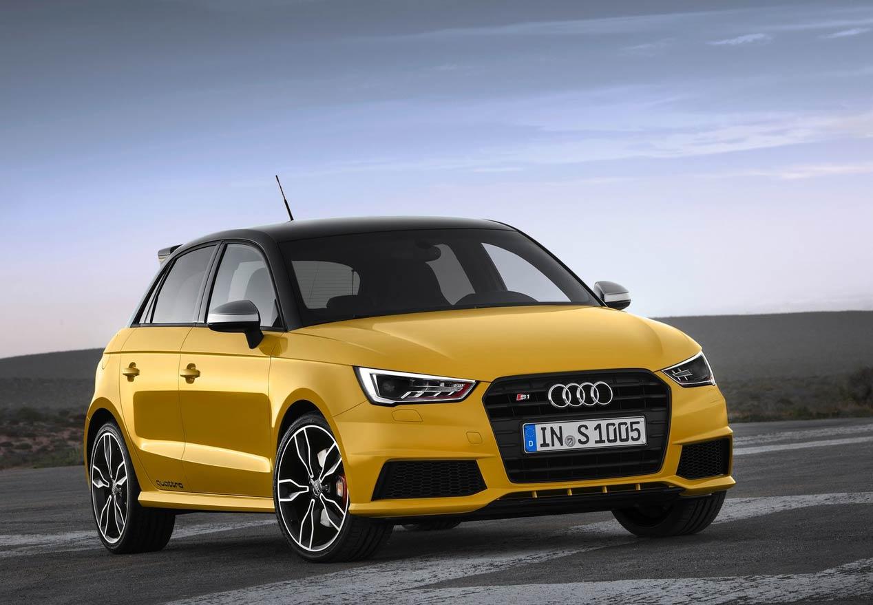 Audi S1 Sportback, ¿preparado para llegar?