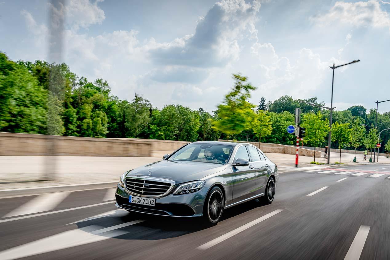 Nuevo Mercedes Clase C