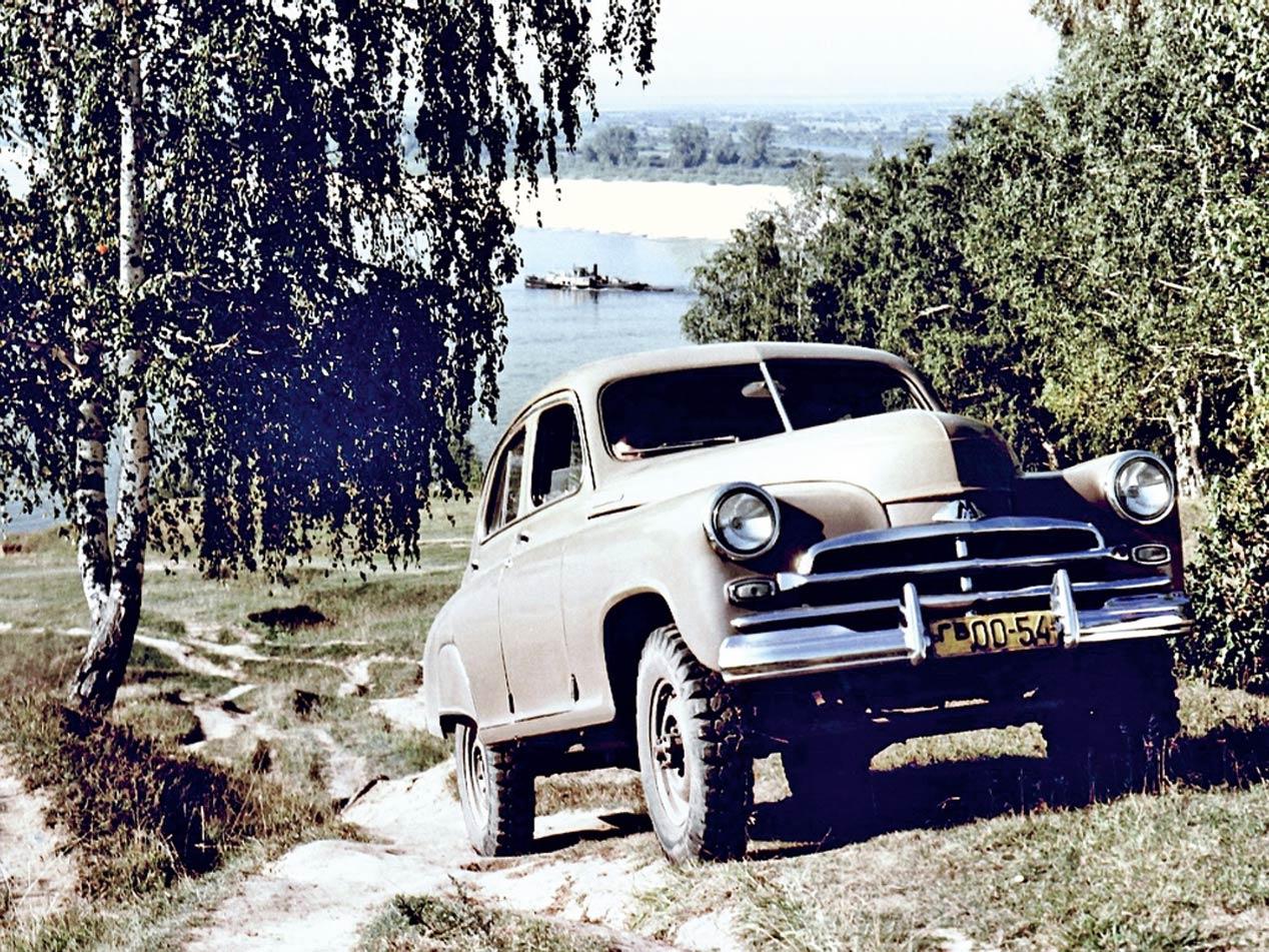 Coches y todoterrenos: cuando no les llamábamos SUV